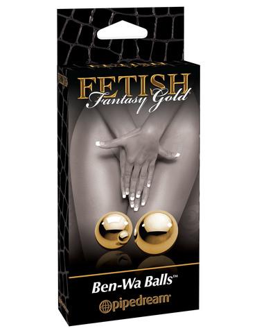 Шарики вагинальные Ben-Wa Balls