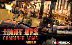 Joint Operations: Combined Arms Gold (для ПК, цифровой ключ)