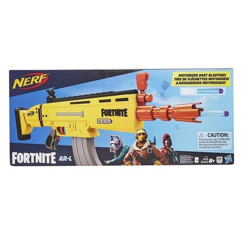 Nerf бластер Скар Фортнайт AR-L