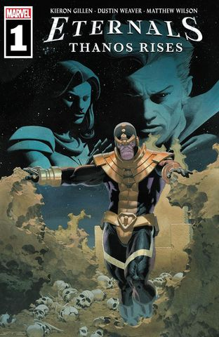 Eternals Thanos Rises #1 (One Shot) Cover A