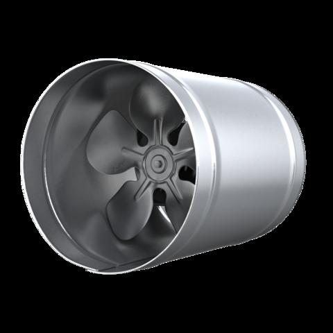 Канальный осевой вентилятор d200 (350м3/ч) Эра CV-200