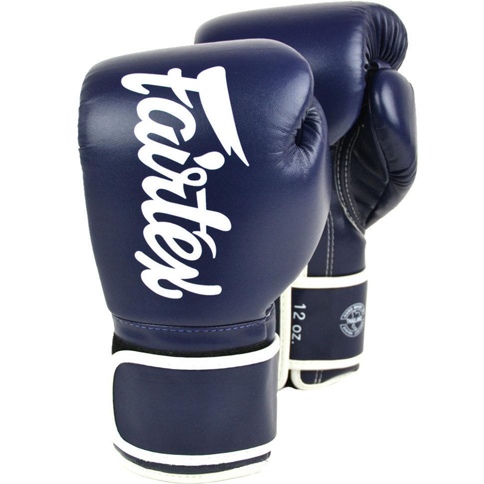 Перчатки Перчатки для бокса Fairtex Boxing gloves BGV14 Blue 1.jpg