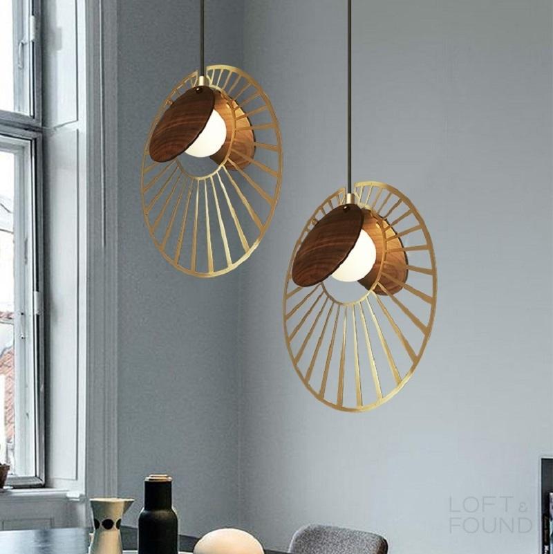 Подвесной светильник Magdalena Lampatron style