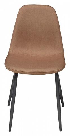 Стул CASSIOPEIA G028-15 светло-коричневый, ткань М-City (обеденный, кухонный, для гостиной), Материал каркаса: Металл, Цвет каркаса: Серый, Материал сиденья: Ткань, Цвет сиденья: Светло-коричневый, Цвет: Бежевый
