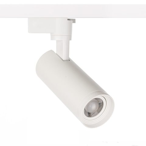 Трековый светильник Optic 10W белый