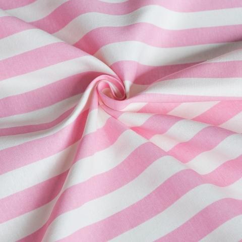 Ткань хлопок Кембридж розовый