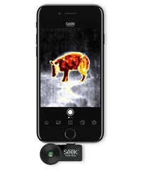 Мобильный тепловизор Seek Thermal Compact XR (для iOS)