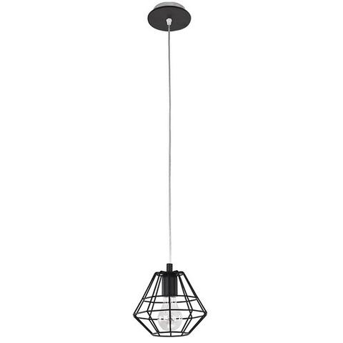 Подвесной светильник TK Lighting 696 Diamond Black
