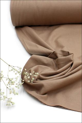 Интерьерная ткань с тефлоновым покрытием,молочный шоколад,180 см(Duck,Турция)