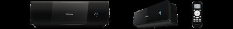 Cплит-системы Hisense AS-07HR4SYDDE035 BLACK STAR Classic A