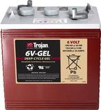 Тяговый аккумулятор Trojan 6V-GEL ( 6V 189Ah / 6В 189Ач ) - фотография