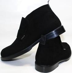 Качественные зимние ботинки мужские Richesse R454