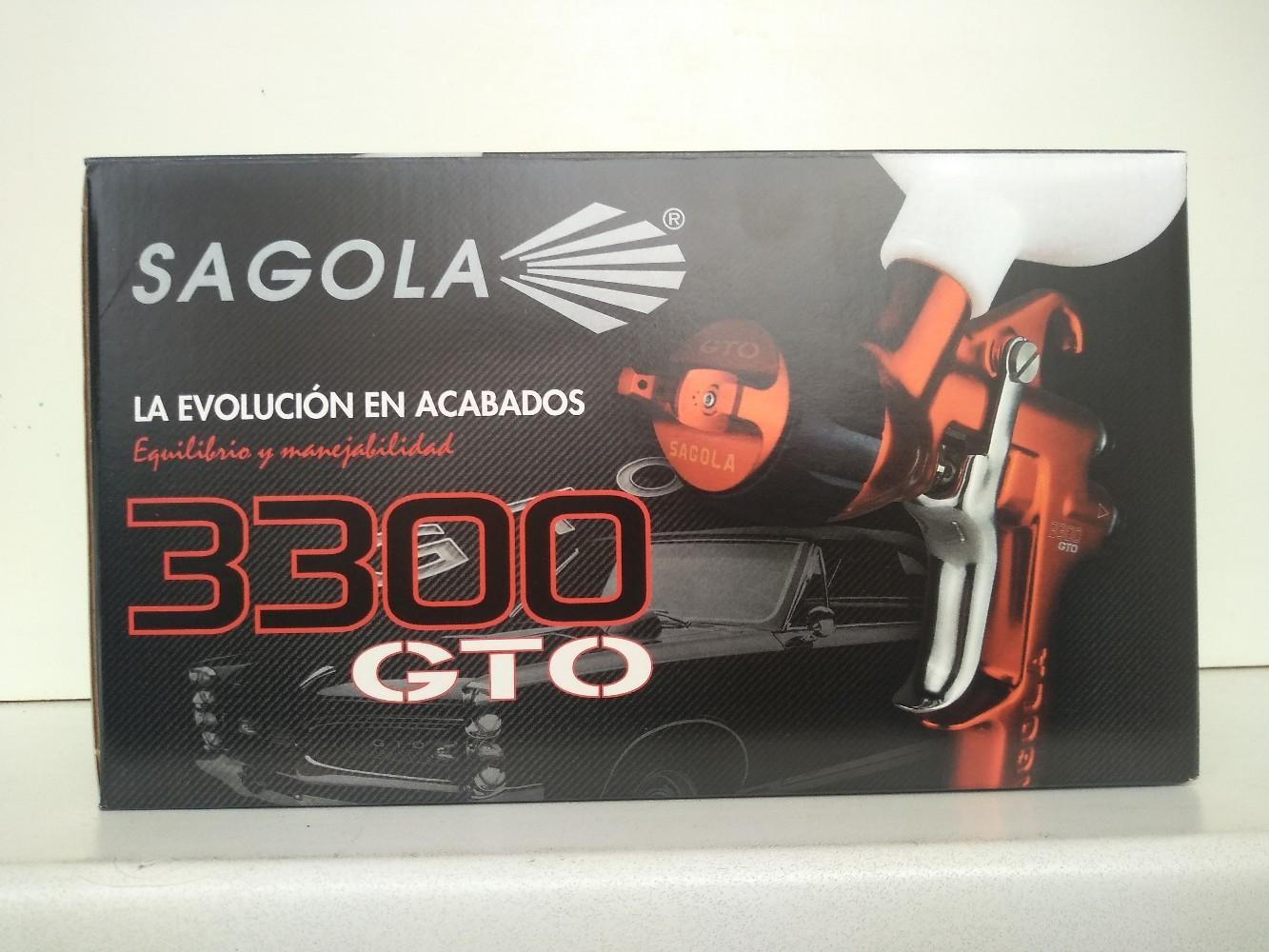 SAGOLA 3300 GTO CAR 1.3 TECH