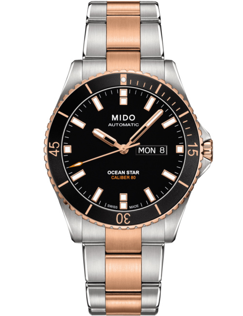 Часы мужские Mido M026.430.22.051.00 Ocean Star Captain