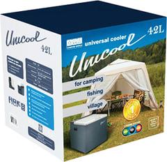 Купить абсорбционный (газовый) автохолодильник Camping World Unicool - 42 от производителя недорого.