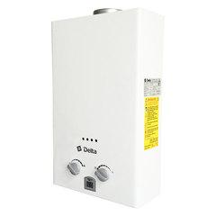 Водонагреватель газовый проточный автоматический 10 л/мин DELTA DL-10WB1/2