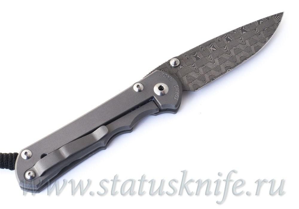 Нож Chris Reeve Sebenza Large 25CGG - фотография