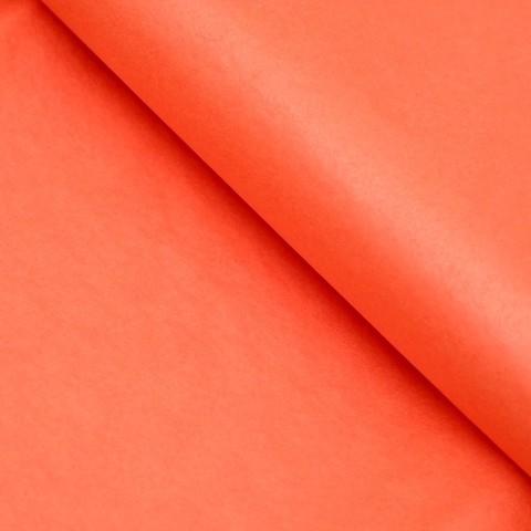 Бумага упаковочная тишью, красный 50 х 66 см