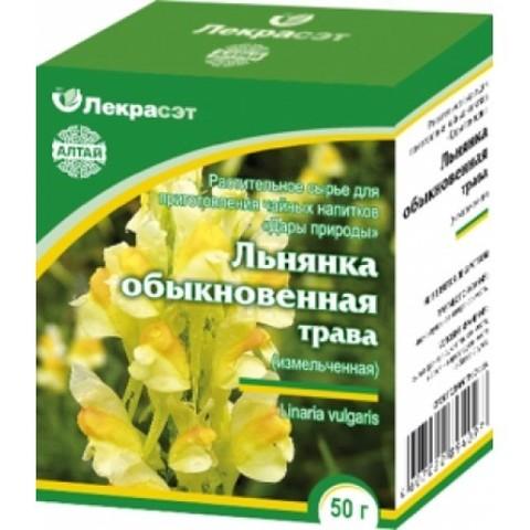 Льнянка обыкновенная (трава) 50 г.