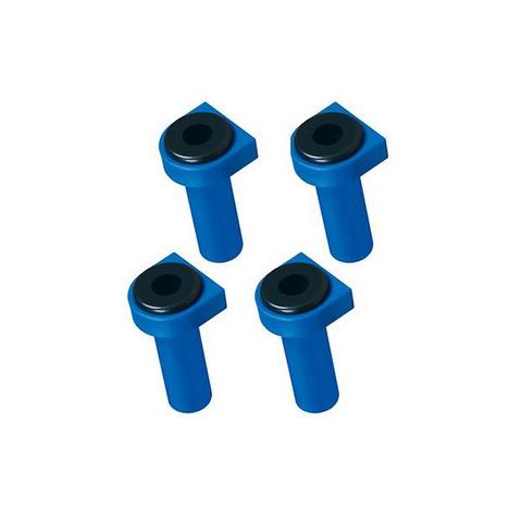 Набор 4-х пластиковых упоров для верстака