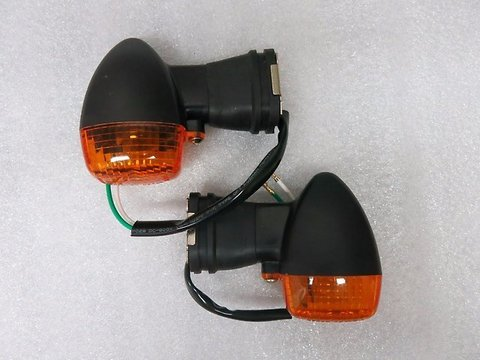 Поворотники передние Kawasaki ZX-7R ZX-9R ZX-6R 10R 12R Z 1000 Z 750 ZRX 1200