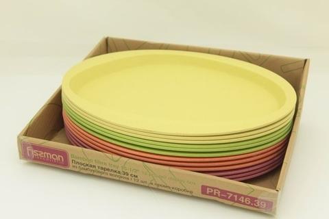7146 FISSMAN Тарелка плоская 39 см,  купить