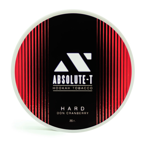 Табак Absolute-T Hard 20гр Don Cranberry