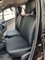Чехлы на Nissan Terrano 2014–2017 г.в.