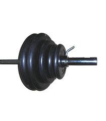 Штанга тренировочная (25мм) 132,5кг (Комплект)