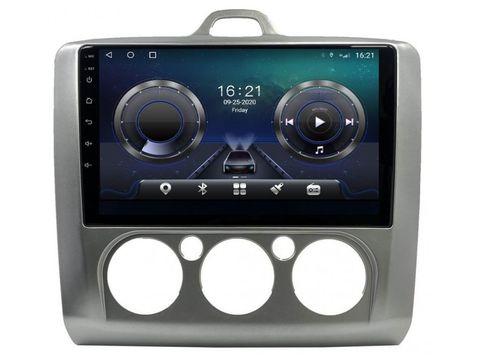 Магнитола для Ford Focus II (05-11) Android 10 6/128GB IPS DSP 4G модель CB-3033TS10