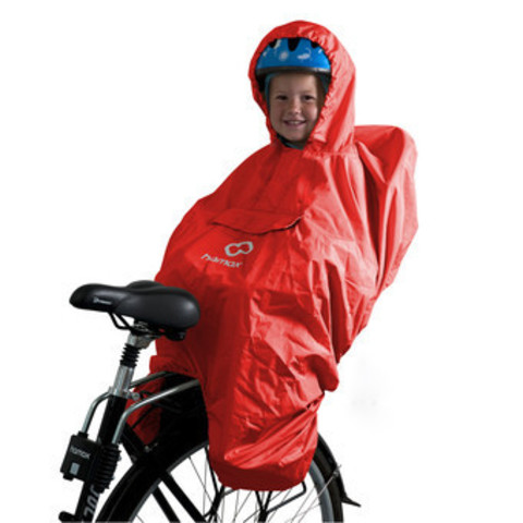 Картинка велокресло Hamax Rain Poncho  - 1