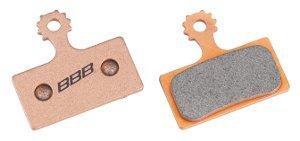 Тормозные колодки BBB DiscStop comp.w/Shimano XTR 2011, XT, SLX 2012 w/spring sintered