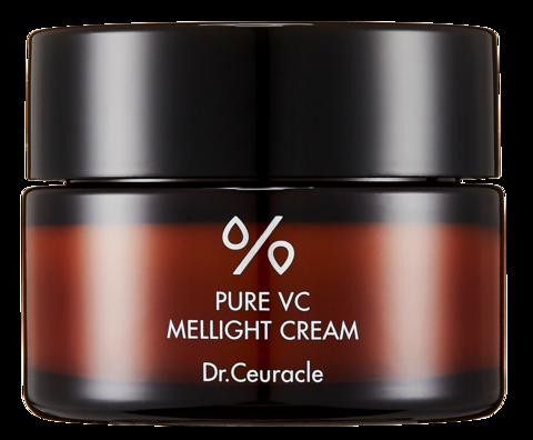 Антивозрастной Крем С 10% Порошком Витамина С DR. CEURACLE Pure VC Mellight Cream