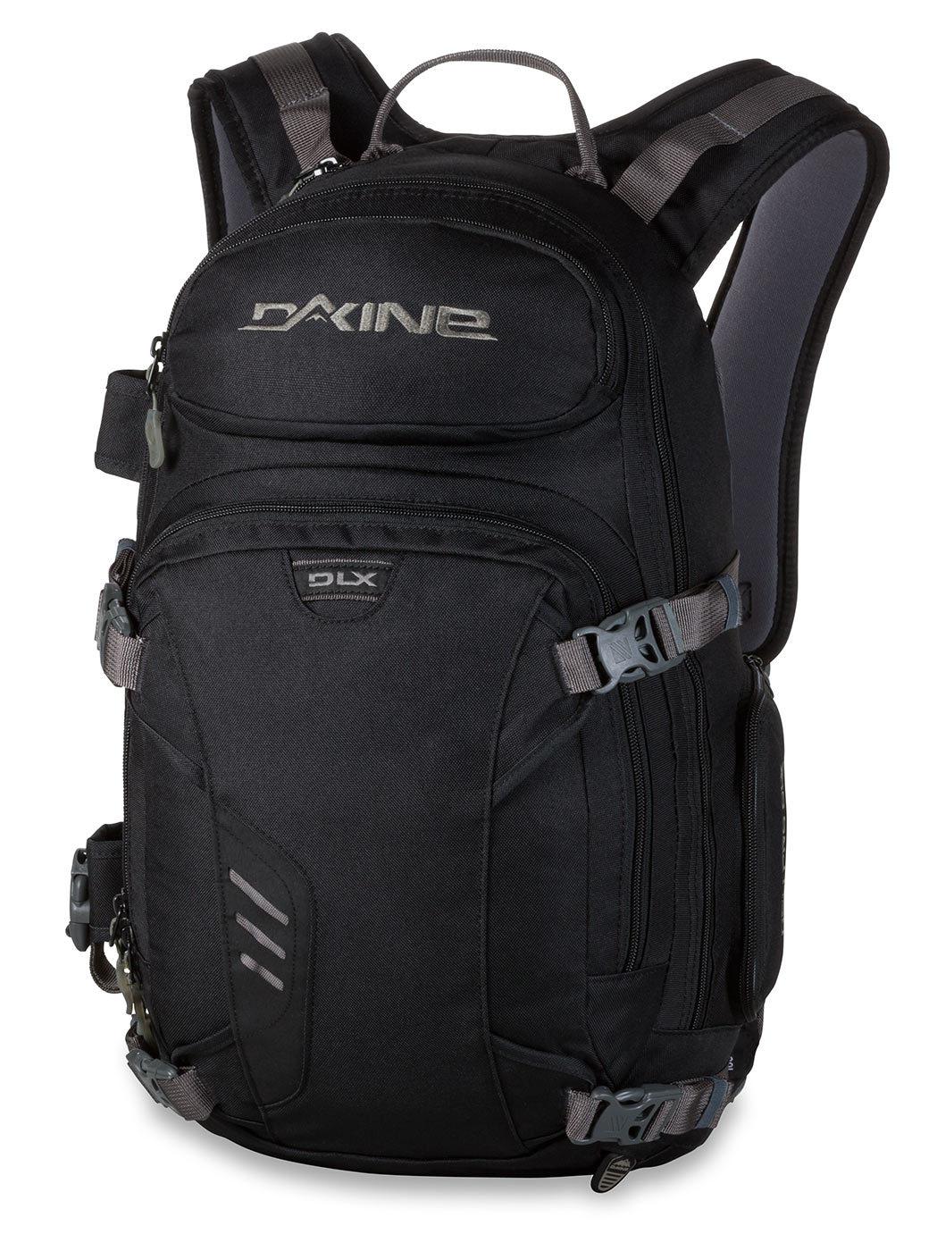 Dakine Heli Pro DLX 24L Рюкзак для сноуборда Dakine Heli Pro DLX 20L Black 8100600_005_HELIPRODLX20L_BLACK.jpg