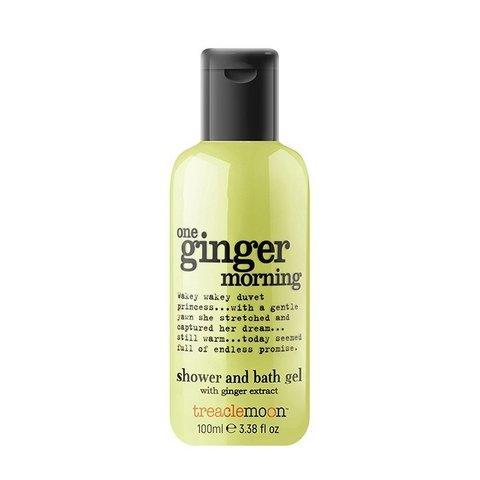 Treaclemoon Гель для душа Бодрящий имбирь  One ginger morning  bath & shower gel, 100ml