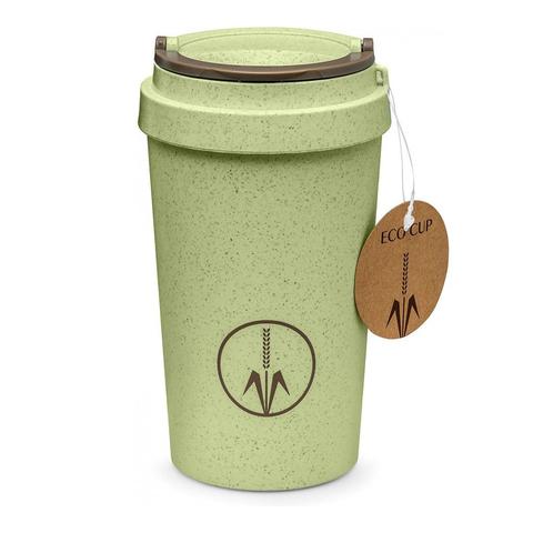 Термокружка Walmer Eco Cup (0,4 литра), зеленая