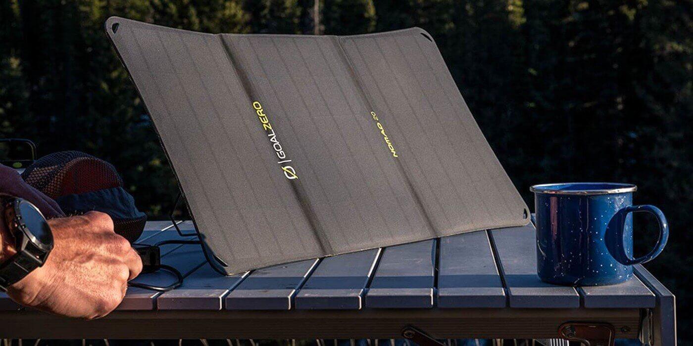 Солнечная панель Goal Zero Nomad 20