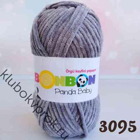 BONBON PANDA BABY 3095, Темный серый