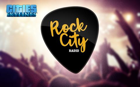 Cities Skylines: Rock City Radio (для ПК, цифровой ключ)