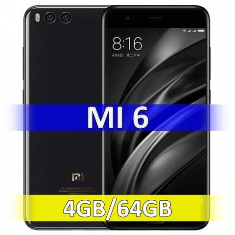 Xiaomi Mi 6 (4-64Gb) Black