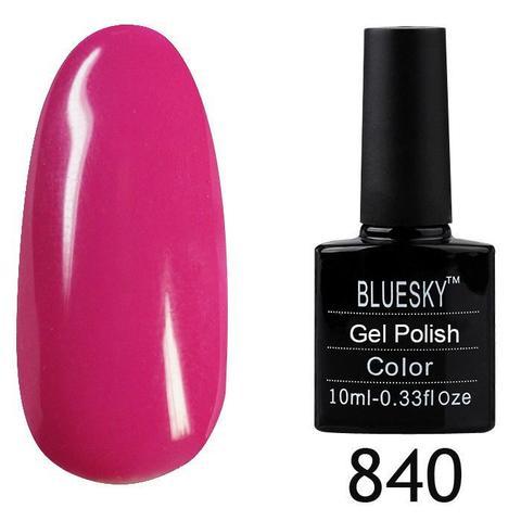 Bluesky, Гель-лак M840