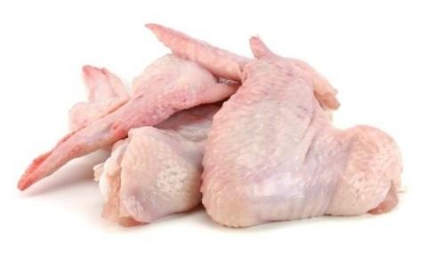"""Крыло куриное в подложке """"Премьер"""" замороженное 1кг"""