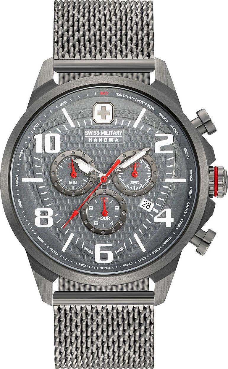 Часы мужские Swiss Military Hanowa 06-3328.30.009 Airman Chrono