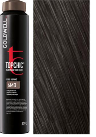 Goldwell Topchic 6MB средний матово-коричневый TC 250ml