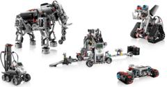 Расширенный ресурсный комплект на базе Lego Mindstorms EV3