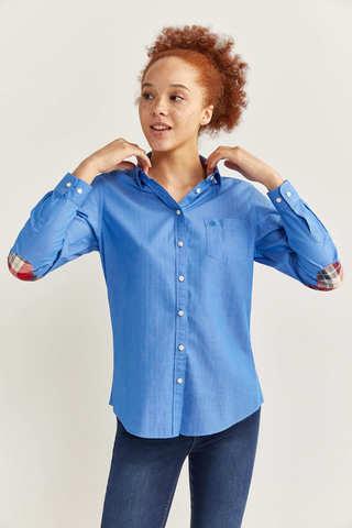 Сорочка з налокітниками