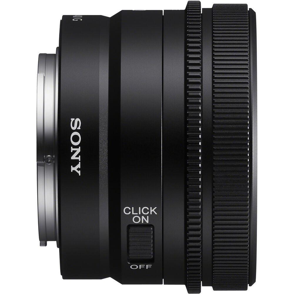 Купить объектив Sony SEL-40F25G в интернет-магазине