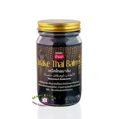Змеиный бальзам/Snake Thai balm, Banna
