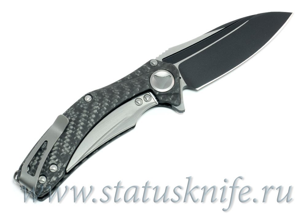 Нож Marfione Matrix black limited - фотография