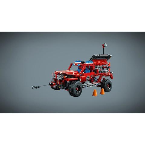 LEGO Technic: Служба быстрого реагирования 42075 — First Responder — Лего Техник